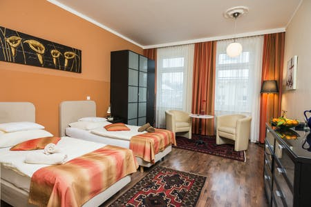 整套公寓租从09 Sep 2019 (Ferchergasse, Vienna)