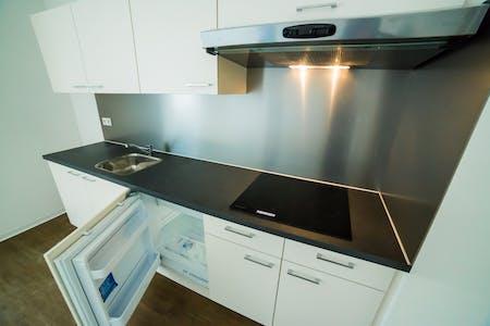 单间公寓租从24 9月 2017  (Antonia Veerstraat, Delft)
