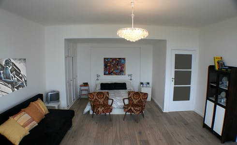 Apartment for rent from 01 Jan 2018 till 30 Apr 2019 (Fredericiastraße, Berlin)