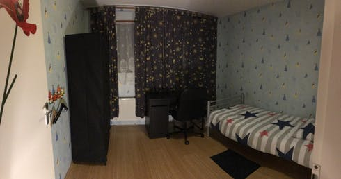 Room for rent from 08 Jul 2019 (Bas Paauwestraat, Rotterdam)