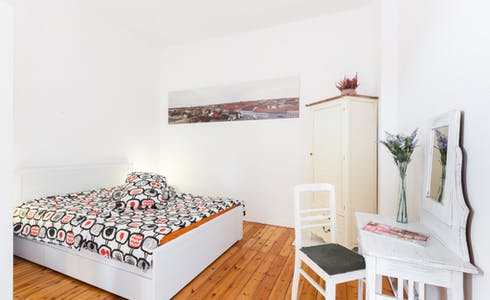Apartment for rent from 18 Nov 2017  (Böckhstraße, Berlin)