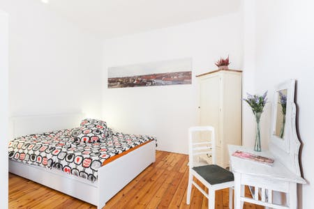 Apartment for rent from 10 Nov 2017  (Böckhstraße, Berlin)