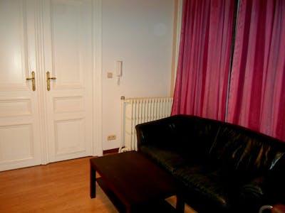 整套公寓租从14 Jan 2020 (Rue de la Poste, Schaerbeek)