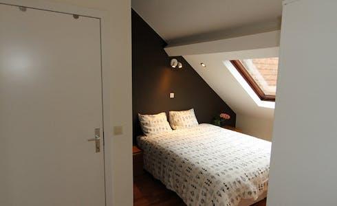 整套公寓租从01 7月 2018 (Rue Saint-Josse, Saint-Josse-ten-Noode)