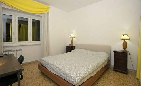 Room for rent from 22 Mar 2018 (Via di Donna Olimpia, Roma)