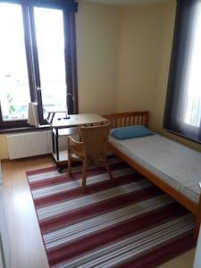 WG-Zimmer zur Miete von 01 Jun 2020 (Rue Traversière, Saint-Josse-ten-Noode)