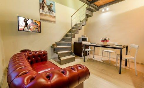 Appartement te huur vanaf 21 Dec 2019 (Via dell'Inferno, Florence)