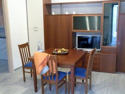 Private room for rent from 23 Feb 2020 (Via Giuseppe la Farina, Messina)