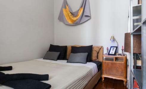 Room for rent from 20 Dec 2017 till 31 Dec 2018 (Zoodochou Pigis, Athens)