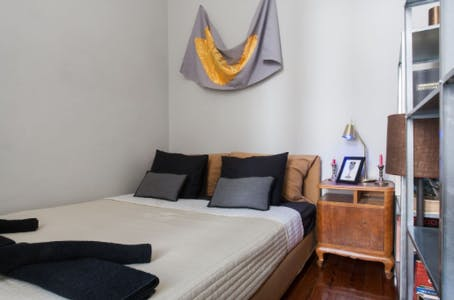 Private room for rent from 01 Nov 2019 (Zoodochou Pigis, Athens)