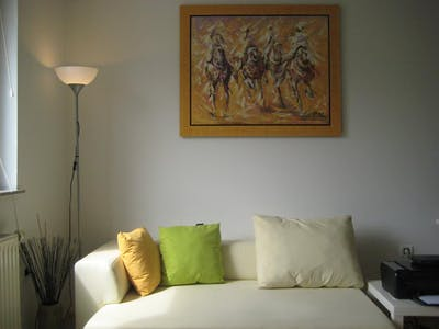 Apartamento para alugar desde 01 jul 2018 (Metelkova ulica, Ljubljana)