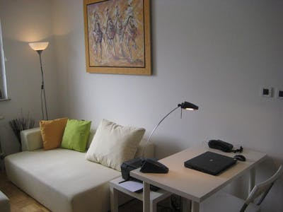 Apartment for rent from 06 Jan 2019 (Metelkova ulica, Ljubljana)