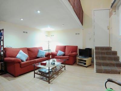 整套公寓租从01 8月 2019 (Calle de Juan de Austria, Madrid)