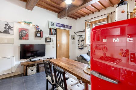 Apartment for rent from 16 Sep 2019 (Via Pier Fortunato Calvi, Florence)