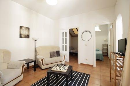 Wohnung zur Miete ab 31 Juli 2020 (Calle de Gutenberg, Madrid)