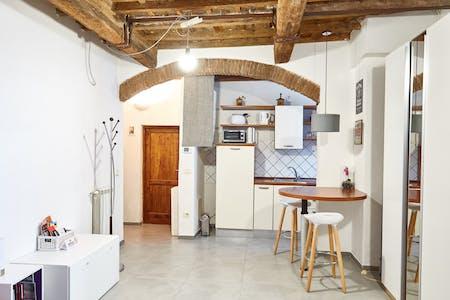 Apartamento de alquiler desde 26 Jun 2020 (Via Baccio Bandinelli, Florence)