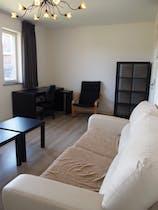 Appartement à partir du 01 oct. 2017 jusqu'au 01 oct. 2018 (Spoorsingel, Delft)