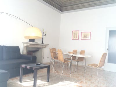合租房间租从01 10月 2017 直到30 6月 2018 (Via Ghibellina, Florence)