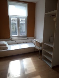 Appartamento in affitto a partire dal 01 set 2018 (Rue de la Constitution, Schaerbeek)