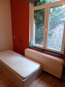 Appartamento in affitto a partire dal 01 ago 2018 (Rue de la Constitution, Schaerbeek)