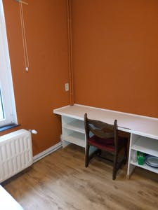Apartment for rent from 18 Aug 2018 (Rue de la Constitution, Schaerbeek)