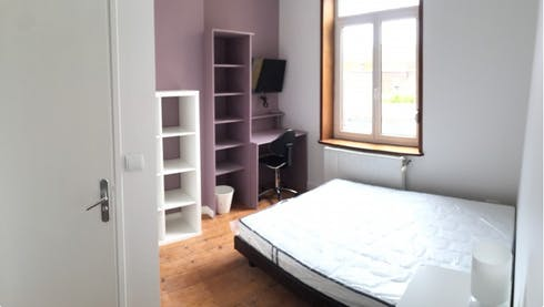 Stanza in affitto a partire dal 19 gen 2018 (Rue Winoc Chocqueel, Tourcoing)