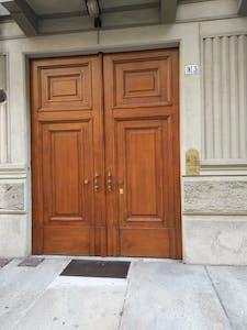 Apartamento de alquiler desde 17 ene. 2018 (Via San Secondo, Torino)