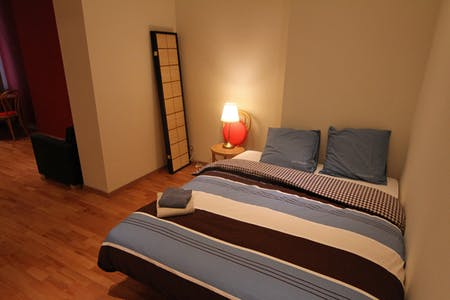Appartement à partir du 01 août 2020 (Rue Saint-Josse, Saint-Josse-ten-Noode)