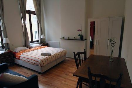 整套公寓租从08 Feb 2020 (Rue Saint-Josse, Saint-Josse-ten-Noode)