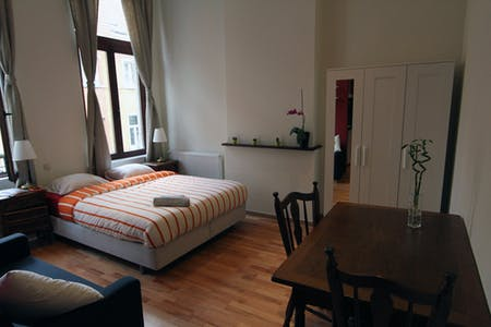 Appartamento in affitto a partire dal 08 Feb 2020 (Rue Saint-Josse, Saint-Josse-ten-Noode)