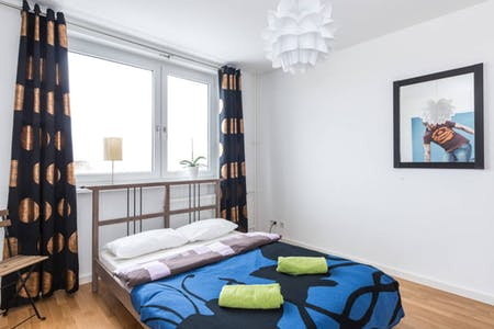 Private room for rent from 01 Apr 2019 (Landsberger Allee, Berlin)