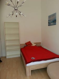 Room for rent from 02 Apr 2018 (Heinestraße, Vienna)