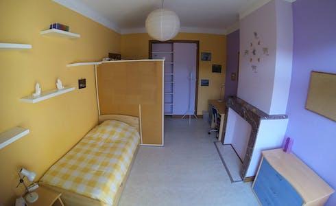 Stanze in affitto a partire dal 24 dic 2017  (Rue Pierre Hap-Lemaître, Etterbeek)