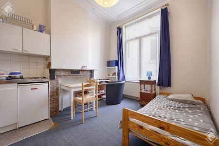 Privé kamer te huur vanaf 01 Oct 2019 (Rue Luther, Brussels)