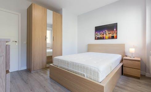 Room for rent from 30 Jun 2018  (Calle del General Varela, Madrid)