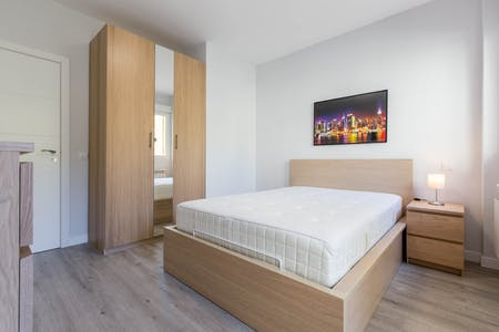Room for rent from 01 Jul 2019 (Calle del General Varela, Madrid)