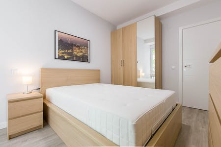 Room for rent from 02 Aug 2019 (Calle del General Varela, Madrid)