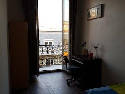 Habitación privada de alquiler desde 02 abr. 2019 (Rue de Lépante, Nice)