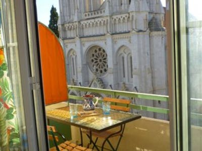 Apartamento de alquiler desde 16 Oct 2019 (Avenue Jean Médecin, Nice)