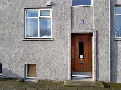 Private room for rent from 17 Aug 2019 (Hringbraut, Reykjavík)