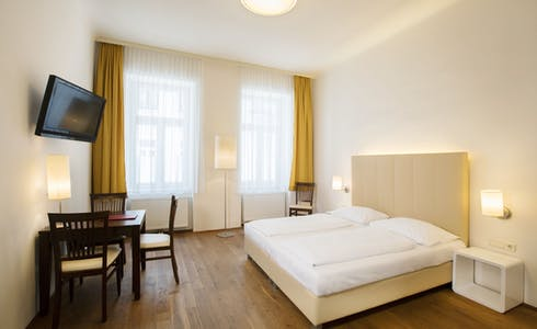 Apartment for rent from 05 May 2018 (Nestroygasse, Vienna)