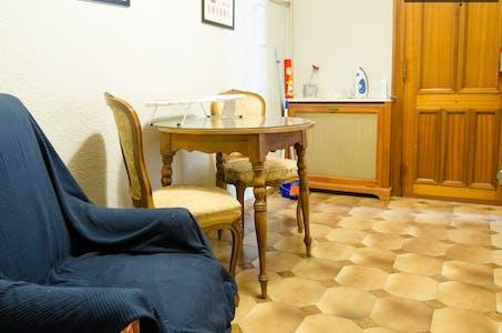 Zimmer zur Miete von 31 Dez. 2018 (Carrer Mestre Palau, Valencia)