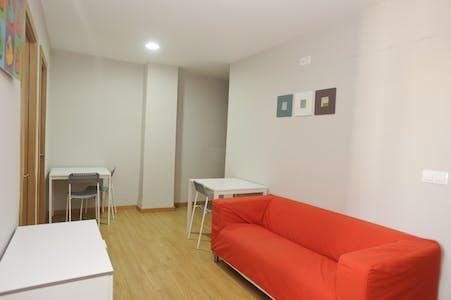 WG-Zimmer zur Miete ab 26 Feb. 2020 (Carrer del Mestre Racional, Valencia)