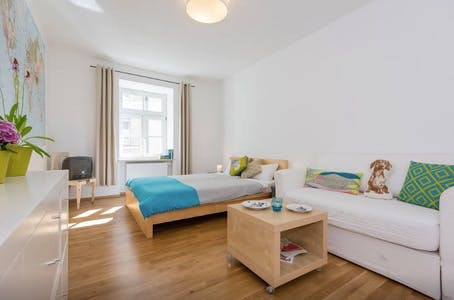 Room for rent from 01 May 2018 (Asamstraße, München)