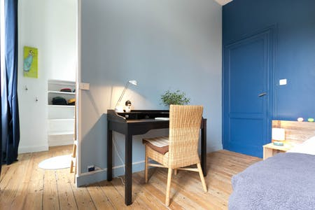 Room for rent from 17 Sep 2018 (Rue Frère, Bordeaux)