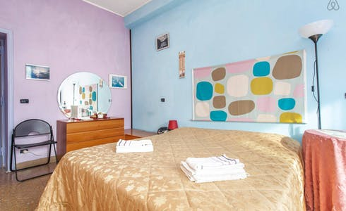 Room for rent from 07 Jul 2018 (Via Gino Capponi, Roma)