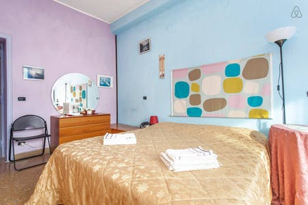 Private room for rent from 19 Sep 2019 (Via Gino Capponi, Roma)
