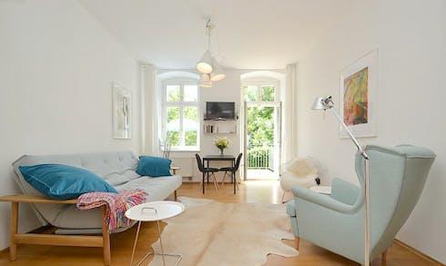 整套公寓租从01 4月 2019 (Gartenstraße, Berlin)