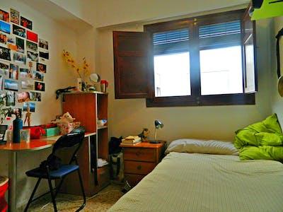 单人间租从02 1月 2020 (Carrer de l'Arquitecte Arnau, Valencia)
