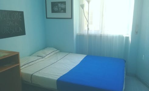 Room for rent from 28 Jul 2018 (Via Gino Capponi, Roma)